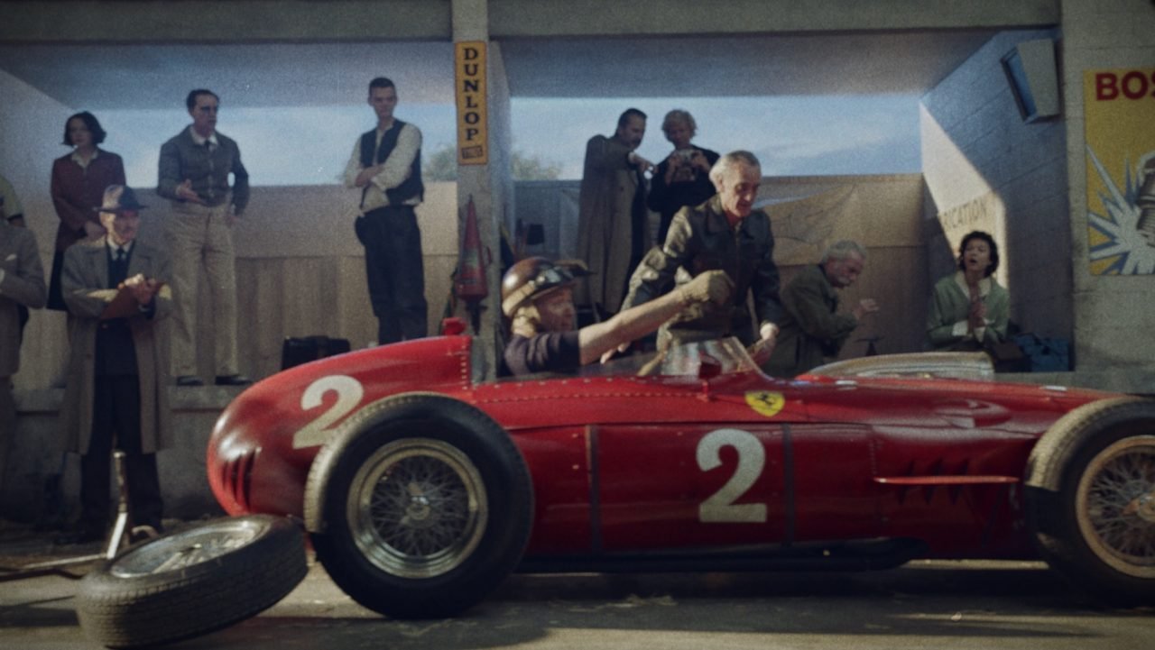 F1 Launch film